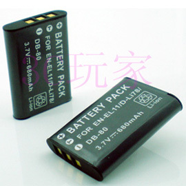 3C PENTAX D~LI78 DLI78 M50 S550 DB~80 NIKON E