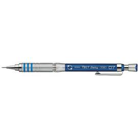 ZEBRA MA-41 Tect 2way搖按兩用自動鉛筆0.7藍桿