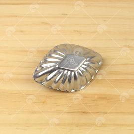 【艾佳】SN6401-菱型菊花蛋糕模(陽極)/個
