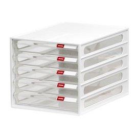 樹德A4直式型桌上式資料櫃DD-105P★辦公收納最佳幫手★美觀大方、堅固耐用