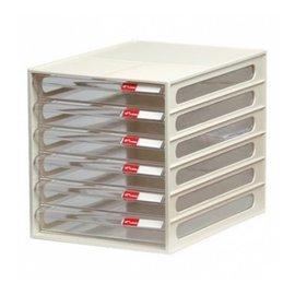 樹德A4直式型桌上式資料櫃DD-106P★辦公收納最佳幫手★美觀大方、堅固耐用
