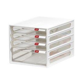 樹德A4直式型桌上式資料櫃DD-113★辦公收納最佳幫手★美觀大方、堅固耐用