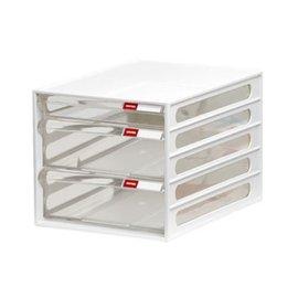 樹德A4直式型桌上式資料櫃DD-121★辦公收納最佳幫手★美觀大方、堅固耐用