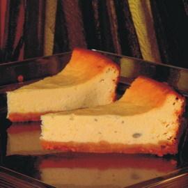 藍色風華乳酪蛋糕~