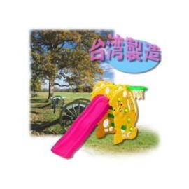 薩克司風溜滑梯P072-SL09(造形溜滑梯.兒童遊樂設施.戶外休閒.親子互動.兒童用品.推薦專賣店哪裡買)