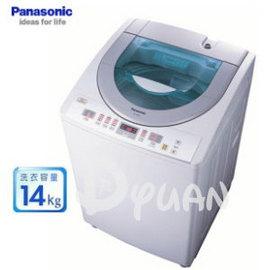Panasonic 國際牌14公斤水先淨超微米泡沫洗衣機 NA-158VT **免運費+基本安裝+載走舊機**