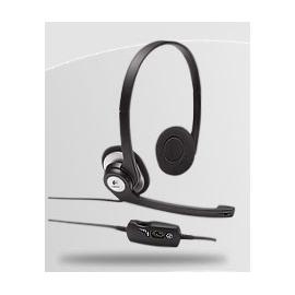 【電子超商】羅技 炫音立體聲耳機 享受舒適的對談與酷炫的造型