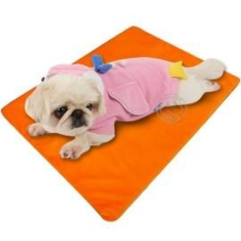 研發專利~寵物 恆溫熱反射暖墊保溫毯