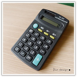 【Q禮品】A0416 迷你好按式小計算機,方便實用按鍵間隔佳,生活必備,最佳贈品禮品!!