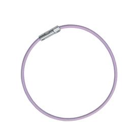 【太和健康生活工房】液化鈦負離子能量健康頸環【芋紫】