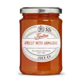 英國Tiptree杏桃白蘭地風味醬 340g