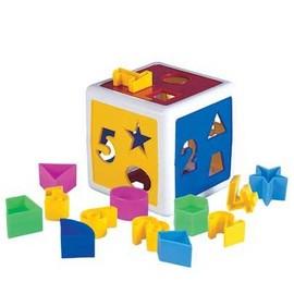 智慧箱^(偉志^)~ ~~培養專注力、手眼腦協調能力  認識形狀、數量、色彩~