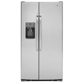 ●美國奇異GE大容量對開不鏽鋼製冰冰箱 GSE25HSSS -733L● 含運  ●