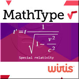 MathType 7 One Year subscription 商業單機下載版 Wind