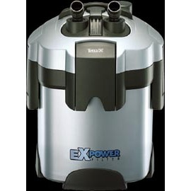 Tetra EXpower 60 外置圓桶過濾器 另售EX75.EX90.EX120