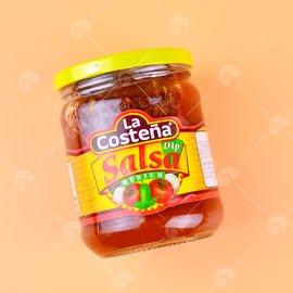 【艾佳】墨西哥中辣莎莎醬453公克/罐