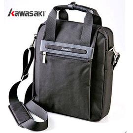 【KAWASAKI】 12吋電腦公事包.背包.包包 P043-KA057