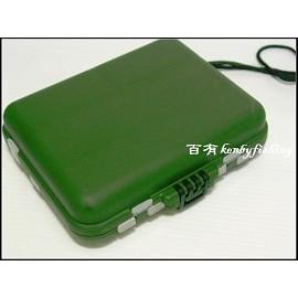 ◎百有釣具◎ SIGMA 鈎盒H0409~11格收納,最大格可拆隔間,附8片隔片