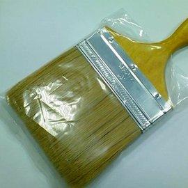 4英吋好用長毛刷~油漆/水泥漆塗刷最佳幫手  毛多又長超好刷