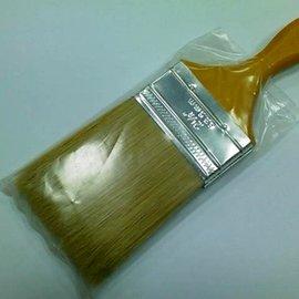 2英吋半好用長毛刷~油漆/水泥漆塗刷最佳幫手  毛多又長超好刷