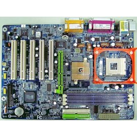 技嘉 GA~8S648FX 主機板  478  AGP  DDR  音效