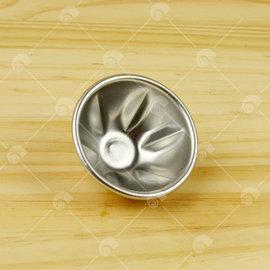 【艾佳】SN6047-半圓小花蛋糕模(陽極)/個
