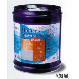 DIY室外防水系列~WP-1000撥水劑5加侖裝★適用水泥/木製品/磁磚/石製品等多孔性材料