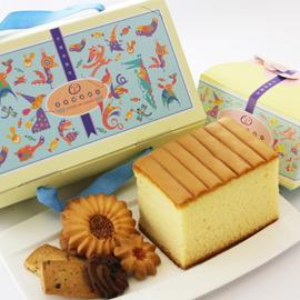 『喜憨儿弥月礼』蜂蜜蛋糕+手工饼干【弥月礼 10组入】