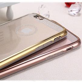 【二代】三星 Samsung Galaxy S6 G9208/ SM-G9208  閃粉電鍍軟套/輕薄保護殼/防護殼手機背蓋/手機殼/外殼/防摔透明殼