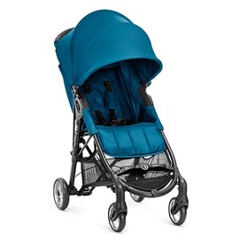【安琪兒】美國【Baby Jogger】city mini ZIP 輕運動推車-藍色