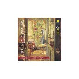 布拉姆斯:鋼琴曲集  蕾昂絲卡雅,鋼琴 Johannes Brahms : Piano M