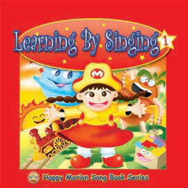 Learning By Singing 1 歌唱語句學習法1 (CD有聲書)
