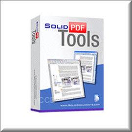 Solid PDF Tools v9 繁體中文單機版 含DVD盒裝光碟