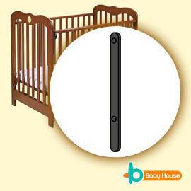 [ Baby House ] 愛兒房-嬰兒床連接活動門欄長滑軌x1