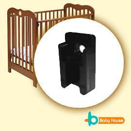 [ Baby House ] 愛兒房-嬰兒床活動門欄/下方接片x1