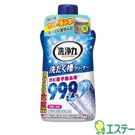 日本【雞仔牌】ST洗衣槽除菌劑