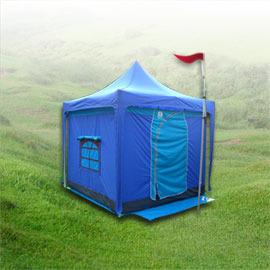 [豪華型]五星級RV六人營帳.露營用品.戶外用品.休閒.蒙古包.帳篷.帳棚 P033-D2525A