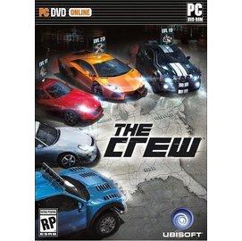 PC 飆酷車神 The Crew~中文版~ 品 大型多人連線賽車遊戲~