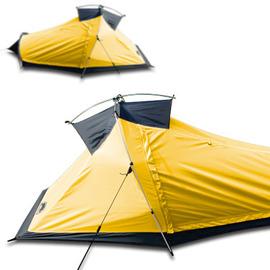 【犀牛 RHINO】單人頂級單層超輕帳篷.單人帳棚.一人登山高山帳蓬.單車環島.露營.戶外休閒  G-1