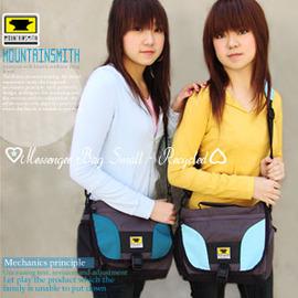 【MountainSmith】 Messenger Bag多功能側背包.包包 P070-D430070R