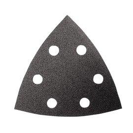 BOSCH 鋰電魔切機專用配件  黑色石材用砂紙  每包5張