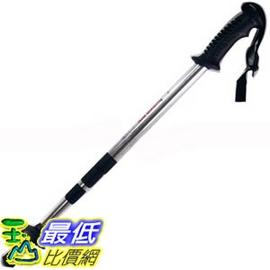 _a~^~有 ~馬上寄^~ 鋁合金 三段彈簧避震 伸縮 直柄滑雪杖登山杖 附滑雪圈盤^(1