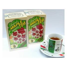 加拿大精緻木盒楓葉奶香茶∼25入