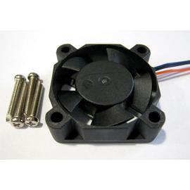 《RCBLOG》3公分散熱風扇 12V0.08A 於馬達及電變散熱 附固定螺絲