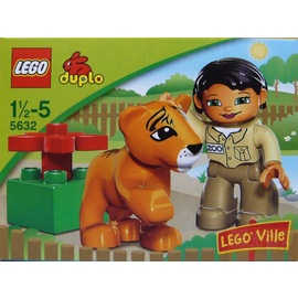 樂高Lego duplo 得寶系列【5632 動物看護 】