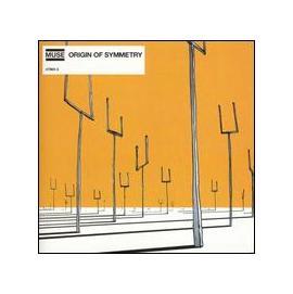 Q 雜誌 2001 BEST 20 MUSE CD  Origin of Symmetry