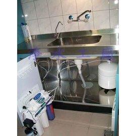 【淨水工廠】《免運費》《免費專業安裝》JINKON晶工牌 JK-237S/JK237S..六道過濾遠紅外線RO逆滲透淨水器