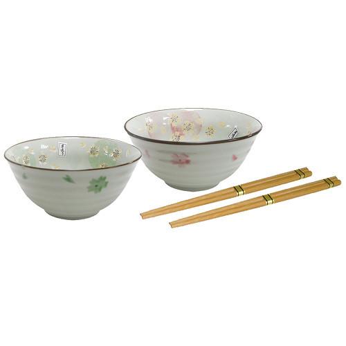 《日系手绘》 手绘樱花 点心碗 十全十美组73优雅自在 禅风写意73