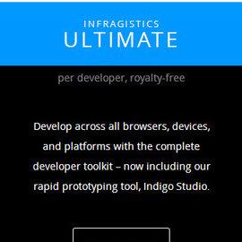 Infragistics Ultimate ^(圖表開發元件^) 單機