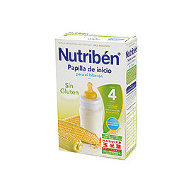 西班牙【Nutriben 貝康】玉米精 300g